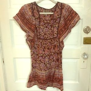 Urban Outfitters Print Dress